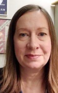 Caroline Whiddon, the Executive Director of Me2/